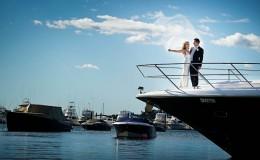 Wedding Cruise Cayman Islands