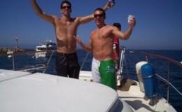 Bachelorette Party Yacht