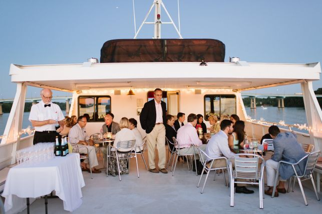 Corporate Party Boat Rental