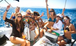 Birthday Party Yacht Charters
