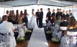 Wedding Reception Charters Caymans