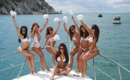 Bachelorette Party private Boat