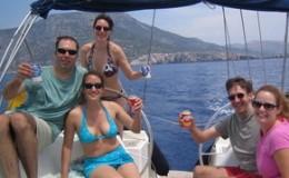 Bachelorette Party Boat Rental