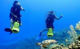 Scuba Diving Little Caymans