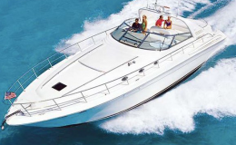 60′ Sea Ray new