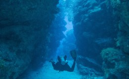 Snorkel Sites Cavern