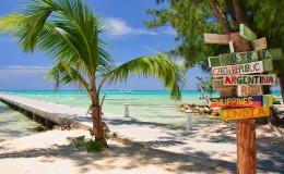 Rum Point Grand Cayman Islands