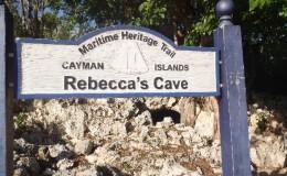 Cayman Islands Rebecca's Cave