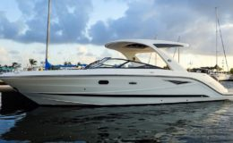 32′ Sea Ray Sport Yacht