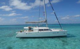 45′ Sailing Catamaran 2
