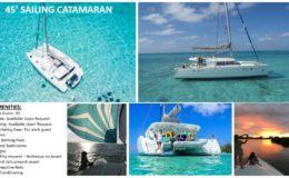 45′ Sailing Catamaran