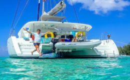 45′ Sailing Catamaran 3