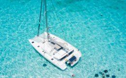 45′ Sailing Catamaran 4